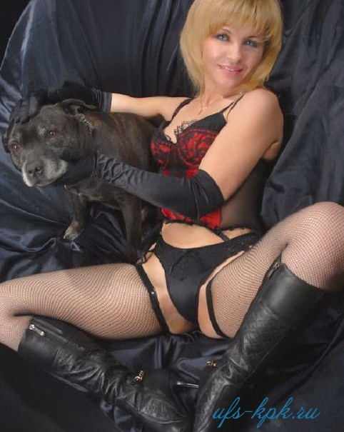 Проститутка Шери real